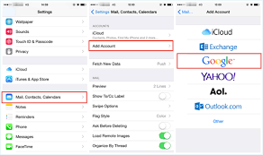 How to Transfer Contacts from Android to iPhone 6 6 Plus