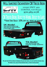 CM Truck Beds: Built To Work, Built To Last. *Year End Sale: 10% Off ...