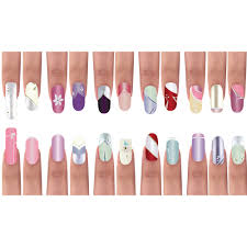 Nail Art Kit | Gifts & Gadgets | Qwerkity Nail Art Step By Version Of The Easy Fishtail Nail Polish Designs At Home Alluring Cute For Short Make A Photo Gallery Of Zip Art How To Use Nails Decals Do It Simple Easy Top At And More 55 Halloween Ideas Pictures Best 2017 Wonderful Natural Design Step By Learning Steps