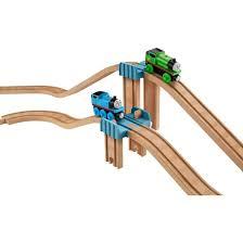 thomas friends wooden railway build it higher track riser