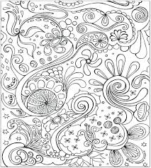 Stress Coloring Pages Adult Free Printable Full Size