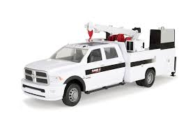 Amazon.com: Big Farm Case IH Ram 3500 Service Truck Vehicle: Toys ...