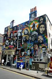 Big Ang Mural Unveiling by Legends Live On As New Prince Albert Music Mural Unveiled In