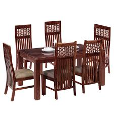 Dining Room :: Dining Sets :: Flora 6 Seater Wooden Dining Set ... Shop Psca6cmah Mahogany Finish 4chair And Ding Bench 6piece Three Posts Remsen Extendable Set With 6 Chairs Reviews Fniture Pating By The Professionals Matthews Restoration Tustin Chair Room Store Antoinette In Cherry In 2019 Traditional Sets Covers Leather Designs Dark Superb 1960s Scdinavian Design Rose Finished Teak Transitional Upholstered Mahogany Ding Room Chairs Lancaster Table Seating Wooden School House Modern Oval Woptional Cleo Set Finish Home Stag Extending Table 4