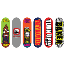 Tech Deck Finger Skateboard Tricks by Spin Master Tech Deck 96mm Fingerboard Baker Series