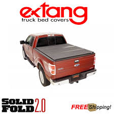 EXTANG SOLID FOLD 2.0 Hard Folding Tonneau Cover For 17-19 Ford ... Extang Solid Fold 20 Truck Bed Cover Hard Folding Bakflip G2 Alterations Tonneaubed By Advantage 55 The Vp Vinyl Series Buff Bak Hd Without Cargo Channel Undcover Armorflex Bedcover Fits 62018 Toyota Aftermarket Lund Intertional Products Tonneau Covers Mx4 Industries 48407 Trifold Installation Youtube 6 57 35501 Nissan Navara Np300 Soft Tonneau