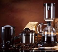 Vacuum Coffee Maker Diguo Electric Syphon Stage 2