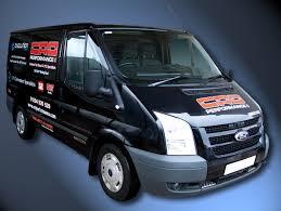 CRD Performance LPG CNG Diesel Blend Transit Van