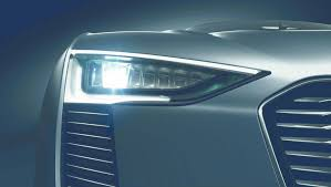 the feds don t what to make of audi s new led headls