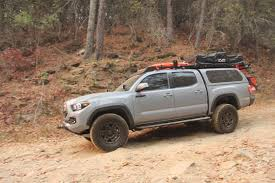 100 Tacoma Truck Cap This 2017 Toyota TRD Pro Is Ready To Go The Drive