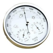hygrometer hochwertig barometer temperatur hygrometer analog