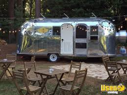 100 Vintage Airstream Trailer For Sale Details About 1966 6 X 22 Food Concession For In Georgia