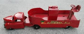 Vintage East Moline Illinois Buddy L Rear And Steer Hook And Ladder ... Buddy L Toms Delivery Truck Stock Photo 81945526 Alamy 15 Dump Rare Buddyl Gravel Truck For Sale Sold Antique Toys Toy 15811995 1960s Youtube Dump 1 Listing Artifact Of The Month Museum Collections Blog Vintage Toy Trucks Value Guide And Appraisals By Circa 1940 S Old Childs 1907493 Emergency Auto Wrecker Tow Witherells Auction House Scoop N All Metal Orignal Blue Harmeyer Appraisal Co