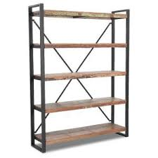 NDIB2 Iron Reclaimed Wood