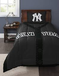 Bed Comforter Set by Mlb New York Yankees Twin Comforter Set Baseball Jersey Bed