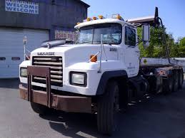 1998 Mack RD688S Tri Axle Roll Off Truck For Sale By Arthur Trovei ... Vehicles Rays Trash Service Rolloff Tilt Load Becker Bros Used Rolloff Trucks For Sale 2001 Kenworth T800 Roll Off Container Truck Item K1825 S A Rumpke Hoists A Compactor Receiver Box Compactors 2009 Mack Pinnacle Truck Youtube In Fl Freightliner Business Class M2 112 Roll Off Trailer System Customers Call The Ezrolloff Beast 2003 Cv713 1022