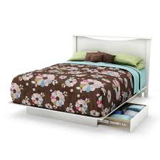 Walmart Platform Beds by Bedroom South Shore Step One Twin Platform Bed Walmart Soho