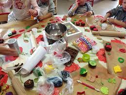 atelier cuisine maternelle atelier cupcakes et petits sablés dans la classe de maternelle