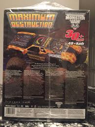 TRAXXAS Monster Jam Maximum Destruction New Unused | #1874394898 Monster Trucks Wallpaper Revell 125 Maxd Truck Towerhobbiescom Duo Hot Wheels Wiki Fandom Powered By Wikia Traxxas Jam Maximum Destruction New Unused 1874394898 Image Sl1600592314780jpg 2016 2wd Rtr With Am Radio Rizonhobby Team Meents Classic Youtube Harrisons Rcs Cars And Toys Show 2013 164 Scale Gold Axial 110 Smt10 Maxd 4wd