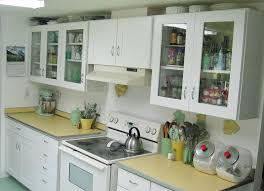 Vintage Kitchen Jadeite And Yellow