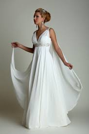 greek style wedding dress really like this dress but would