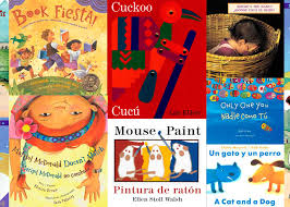 Halloween Books For Preschoolers Online by 10 Spanish English Bilingual Picture Books Brightly