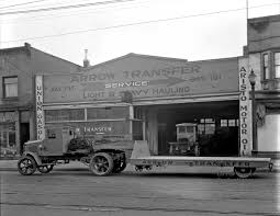 Interesting Rigger And Trucking Photos From The 1930's