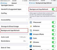 Email Push not working on iPhone iPad iOS 11 iOS 10 iOS 9