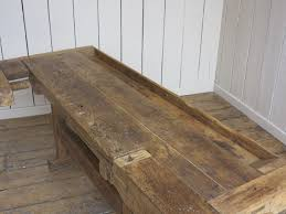 woodworking antique wooden vintage bench with vices