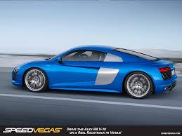 Drive A Audi R8 In Las Vegas: Audi Driving Experience | SPEEDVEGAS