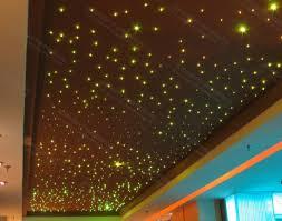 Fiber Optic Ceiling Lamp by Lighting Star Ceiling Light Refreshing Nicklin Star Pendant