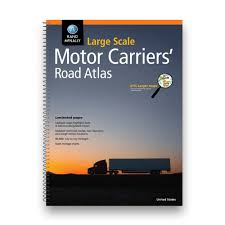 Rand McNally | Motor Carriers' Road Atlas Virtual Trucking Dealership Powered By Atlas Gaming Rand Mcnally Motor Carriers Road 2019 Store Trucks On I75 In Toledo Truck Trailer Transport Express Freight Logistic Diesel Mack Fuel Delivery Bulk Supply Storage Tanks And Whats New At Pressed Metals Logistics Safety Llc Shipping For Flexport Services Pdf Professional Drivers The Industry