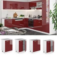 vicco unterschrank 60 cm ohne arbeitsplatte küchenschrank unterschrank küchenunterschrank r line küchenzeile