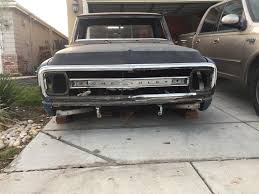 Chevrolet C/K 10 Questions - 69 Chevy C10 Front End And Cab Swap ...