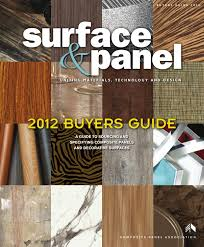 meyer decorative surfaces wilmington nc surface and panel 2012 buyers guide by bedford falls