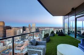 100 Four Seasons In Denver Hotel Penthouse In Listed At 1075 Million