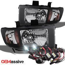 headlights for 2006 honda ridgeline ebay