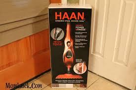 Haan Floor Steamer Instruction Manual by Haan Power U0026 Finesse Steam Mop Review