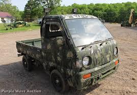 100 Mini Trucks For Sale In Oklahoma 1992 Suzuki VDD51T Mini Truck Item BE9349 SOLD June 13