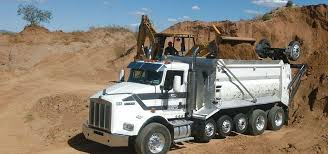Desert Trucking - Desert Dump Trucking - Tucson, AZ - Trucks For ...