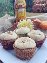 Kahlua Pumpkin Spice Martini Recipe by Vegan Kahlua Pumpkin Spice Cupcakes Lokal Lifestyle