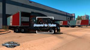 American Truck Simulator - Denver, Colorado To Tulsa, Oklahoma - YouTube Monster Trucks In Tulsa Ok Movie Tickets Theaters Showtimes And Miller Truck Lines Tnsiam Flickr Semi Crash The Latest Fox23 News Videos 2019 New Freightliner M2 106 Trash Video Walk Around At Melton Rays Photos Carrying African Americans To Safety During The Race Mark Allen Buick Gmc Sapulpa Used Car Dealer Ferguson Is The Metro For Cars Window Cleaning Bubble Gleaming Glass Sierra 1500 Vehicles Sale