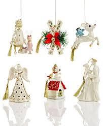 Seashell Christmas Tree Garland by Christmas Ornaments Macy U0027s
