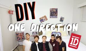 DIY One Direction Room Decor Cheap Simple