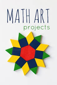 Math Art Projects And Ideas For Kids Over A Dozen To Inspire Creativity