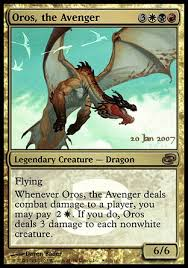 Mtg Commander Decks 2014 by Oros The Casual Avenger Multiplayer Commander Decklists
