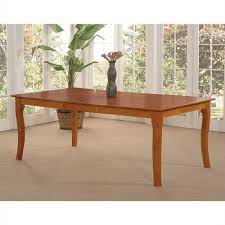 Venetian 36 X 60 Dining Table Caramel Latte