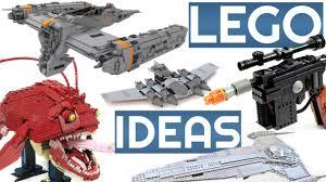 Star Wars Room Decor Uk by Lego Star Wars Ideas 2 Youtube