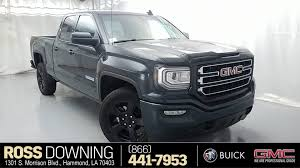 100 Trucks For Sale In Louisiana New GMC At Ross Downing In Hammond And Gonzales