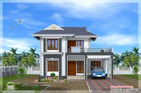 Beautiful 3 Bedroom Kerala Home Design